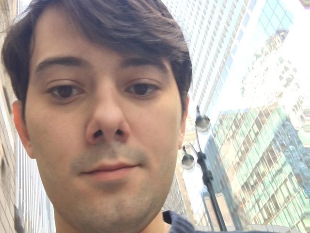 Lawmakers Anxious to Hear From Shkreli, But He's Taking 5th