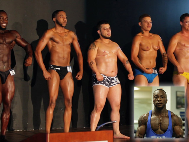 Starting the World's Only Transgender Bodybuilding Competition