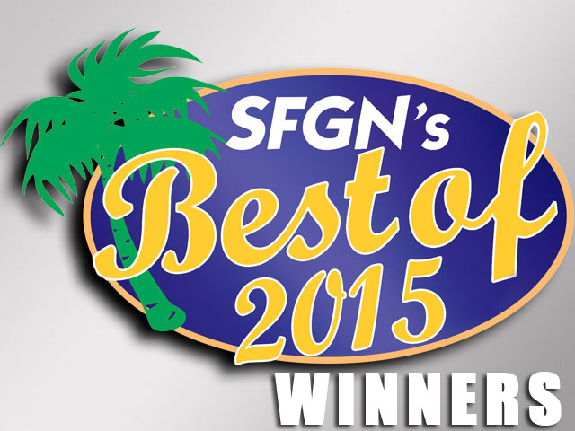 "SFGN's ""Best Of 2015"" Winners"