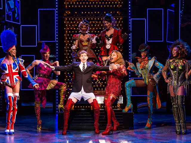Broadway: Kinky Boots, Newsies, and The Sound of Music Coming Soon
