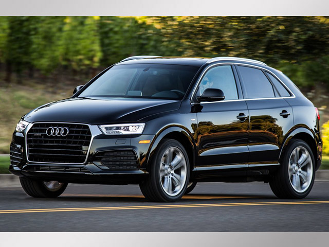 Gay Car Geek: 2016 Audi Q3