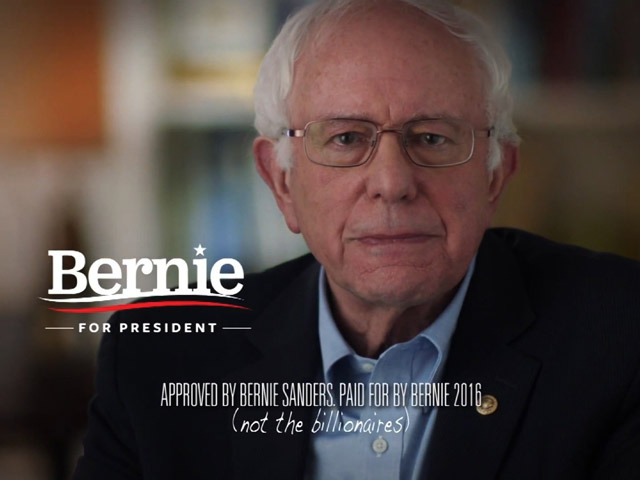 Bernie Sanders, underestimated by Hillary Clinton's campaign