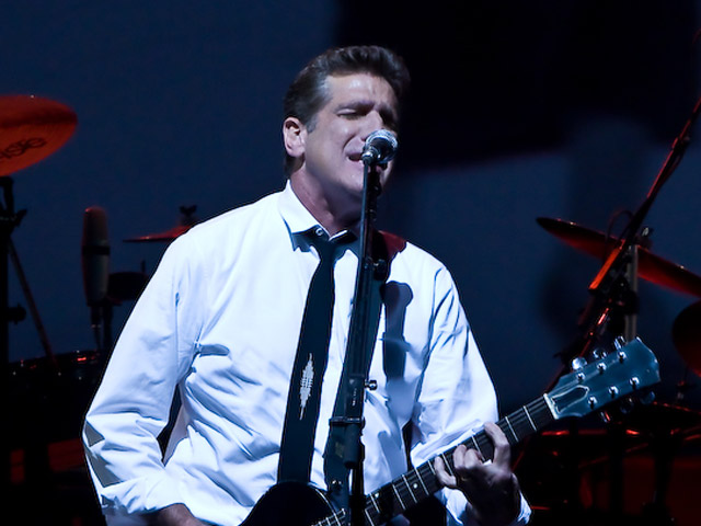 Glenn Frey, Eagles Singer-Songwriter-Bandleader, Dies