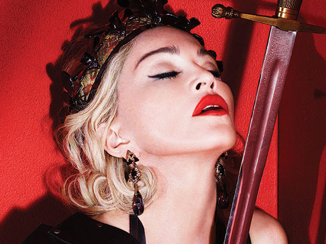 Lips Celebrates Madonna's Swing Through South Florida