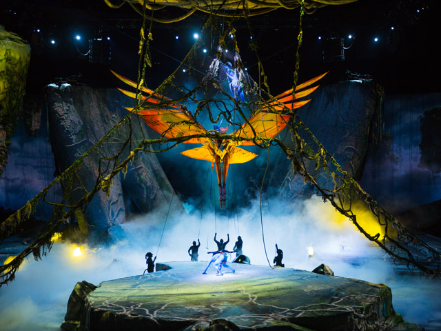 "First Look: ""Toruk"" from Cirque du Soleil"