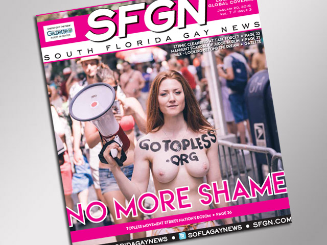 SFGN Threatens Protest at FAU Over Distribution
