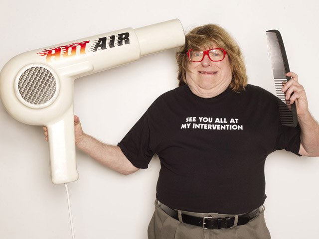Bruce Vilanch Talks Showbiz, Politics in Coral Springs