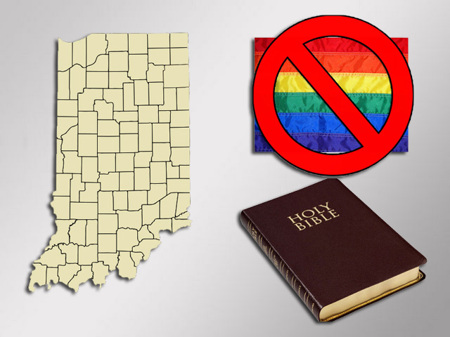 Indiana Business Fears Fallout From Gay Rights Failure