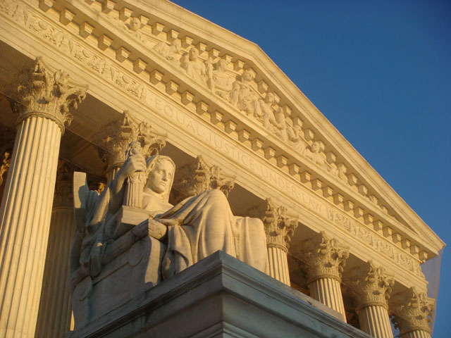 Supreme Court Justices to Discuss Louisiana Gay Marriage Case