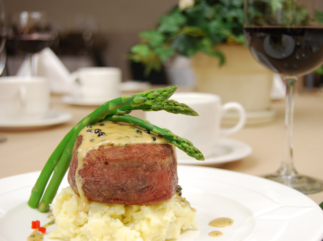 Food: Steaking a Claim