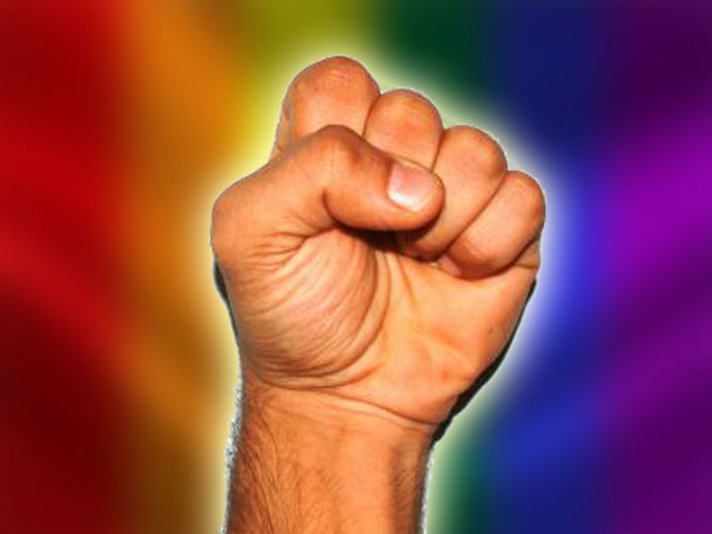 LGBT Supporters Push For Nondiscrimination Policy