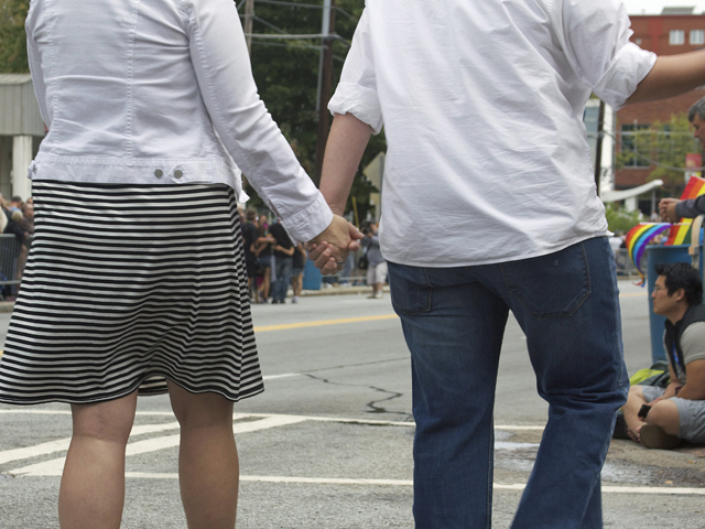 Lesbian Couple, Like Kentucky Clerk, Standing Up for Beliefs