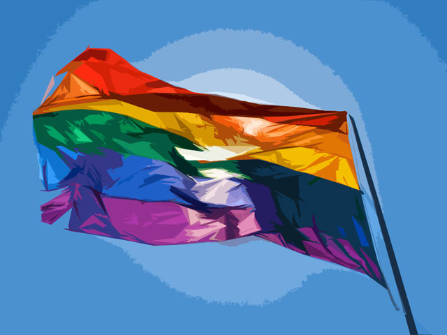 Being Gay In China: Does The Rainbow Flag Fly Free?