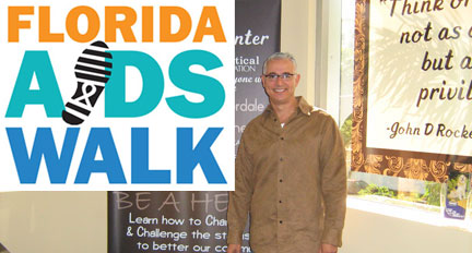 Florida AIDS Walk Kick-Off Event