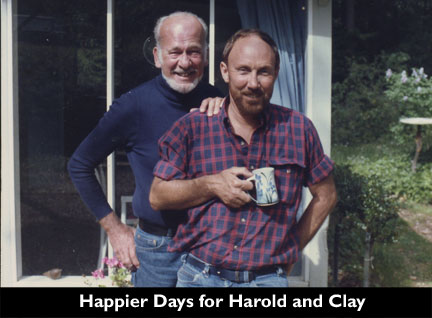 Harold and Clay, Sonoma County Couple