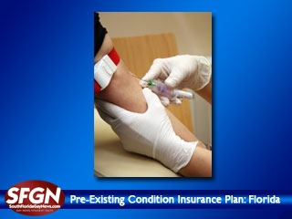 Pre-Existing Condition Insurance Plan: Florida