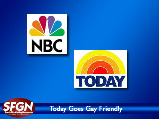 NBC Changes Rules to Allow Gay `Today' Wedding