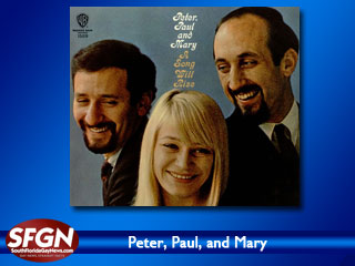 "Peter, Paul & Mary: ""This Land is Your Land"" is Not for NOM"