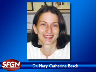 Dr. Mary Catherine Beach