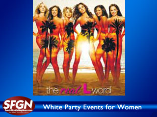 White Party Events for Women