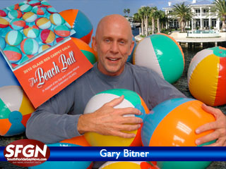 Gary Bitner, The Beach Ball