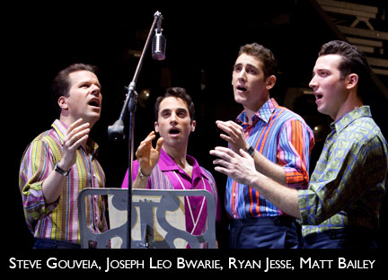 Jersey Boys at Kravis Center for Performing Arts