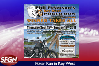 Rebels with a Cause: The Key West Poker Run, September 15-18
