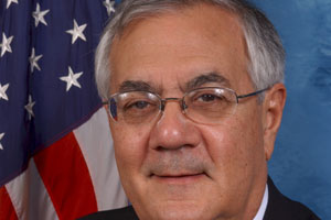 Massachusetts state Rep. Barney Frank
