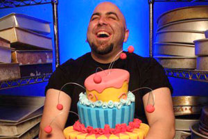 Ace Of Cakes Duff Goldman Offers Cake To Lesbian Couple Rejected At Bakery