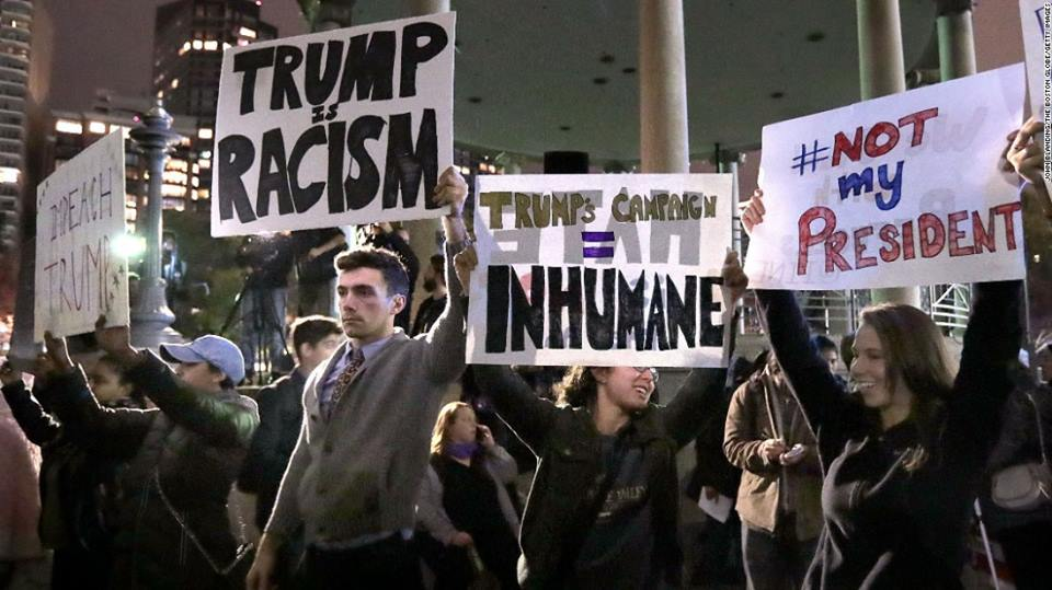 More Anti-Trump Protests to Come to South Florida