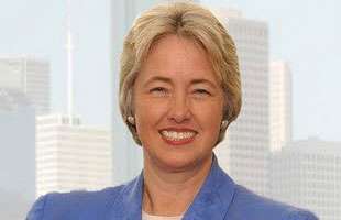 Annise Parker, Gay Mayor Candidate for Houston