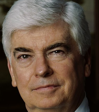 Senator Chris Dodd Not Seeking Re-Election