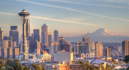 Seattle, Washington for Gay Travellers