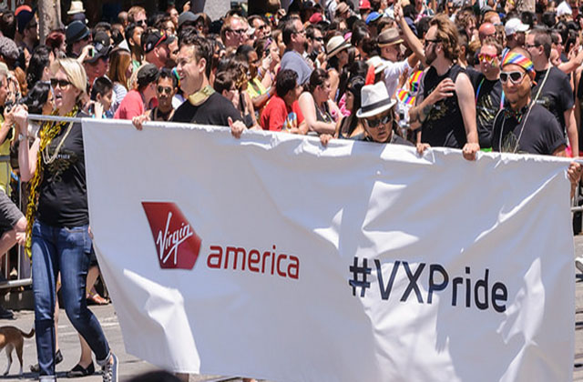 "Virgin Offers ""Pride Flight,"" Staffed Entirely By Gays"