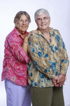 Ruth and Connie – The Lifetime Activists