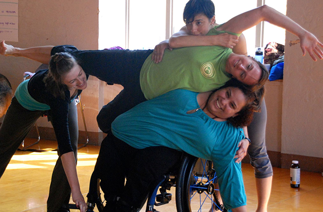 Oakland's AXIS Dance Company: The Rhythm of Disability