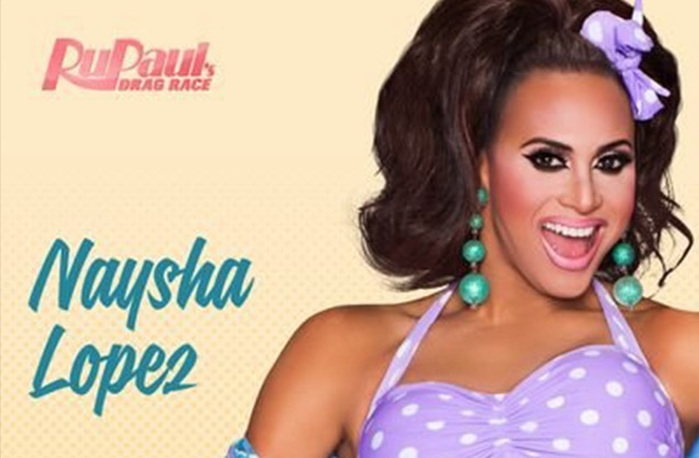 Interview with Naysha Lopez After her Drag Race Elimination