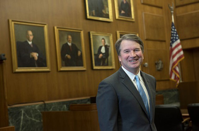 Anti-LGBT Lawsuits Already Headed Justice Kavanaugh's Way